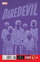 Daredevil Comic 11/1/2014