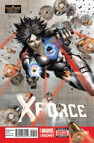 X-Force Cover - 9/1/2014