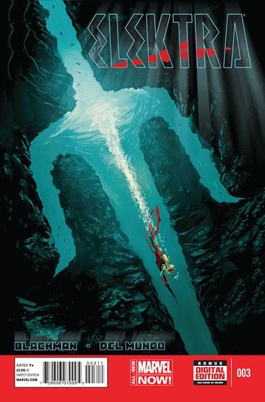 Elektra Cover - 8/1/2014