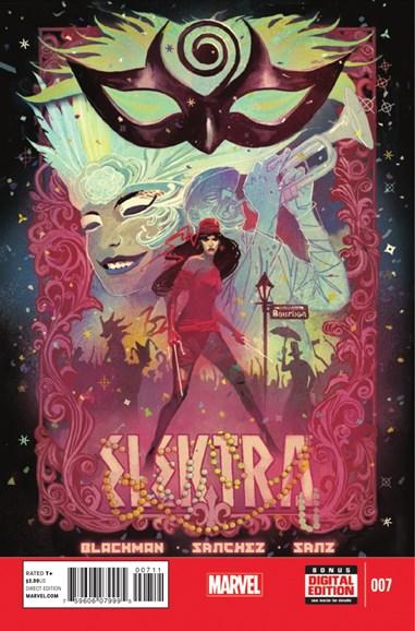 Elektra Cover - 12/1/2014
