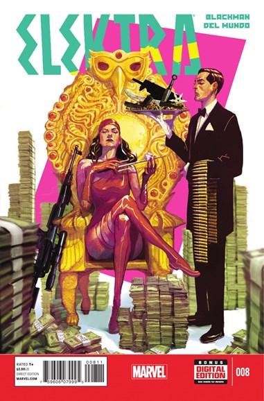 Elektra Cover - 1/1/2015