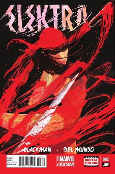 Elektra Cover - 7/1/2014