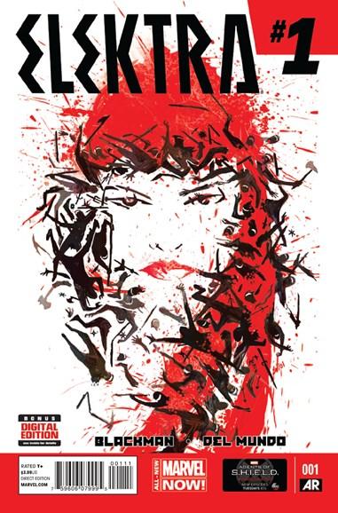 Elektra Cover - 6/1/2014