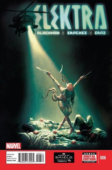 Elektra Cover - 11/1/2014