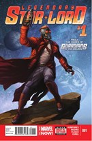 Legendary Star-Lord 9/1/2014