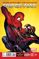 Miles Morales: Ultimate Spider-Man 10/1/2014
