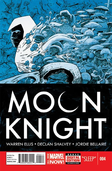 Moon Knight Cover - 8/1/2014