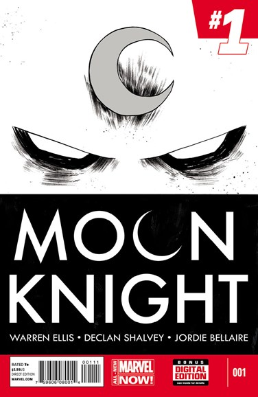 Moon Knight Cover - 5/1/2014