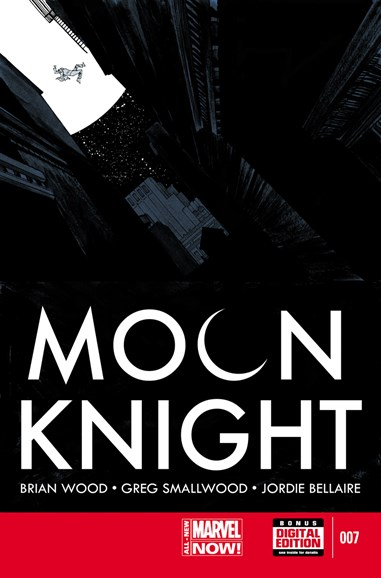 Moon Knight Cover - 11/1/2014