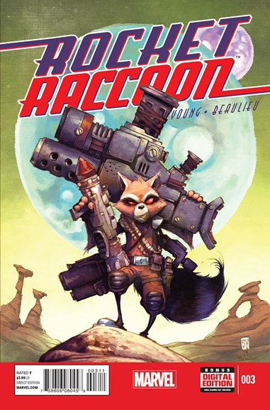Rocket Cover - 11/1/2014