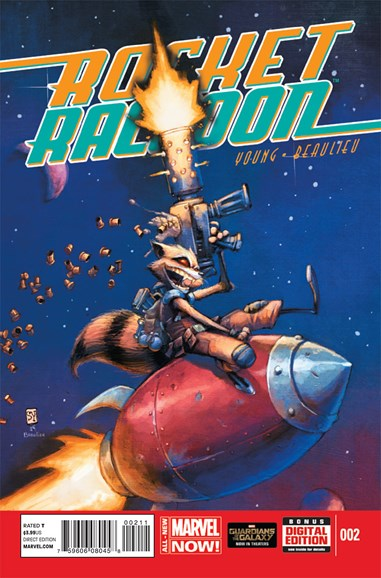 Rocket Cover - 10/1/2014