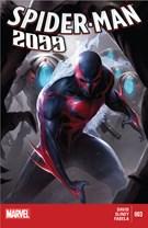Spider-man 2099 11/1/2014