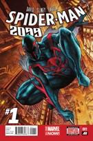 Spider-man 2099 9/1/2014