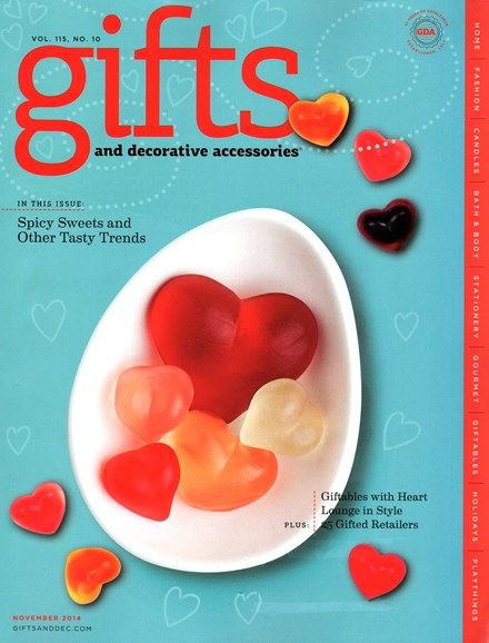 Gifts And Decorative Accessories Cover - 11/1/2014