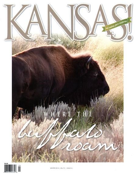 KANSAS! Cover - 12/1/2014