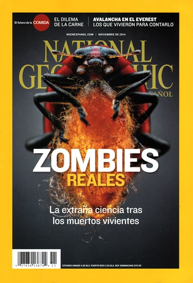 National Geographic En Español Cover - 11/1/2014