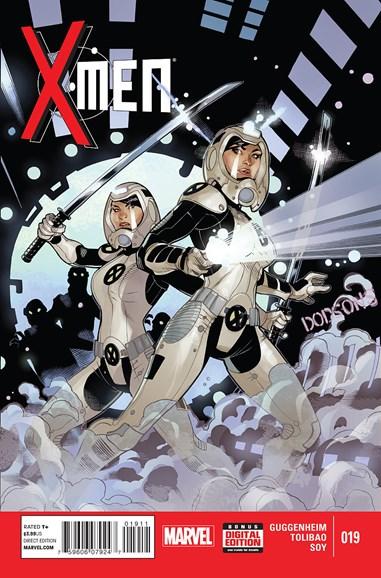 X-Men Gold Cover - 11/1/2014