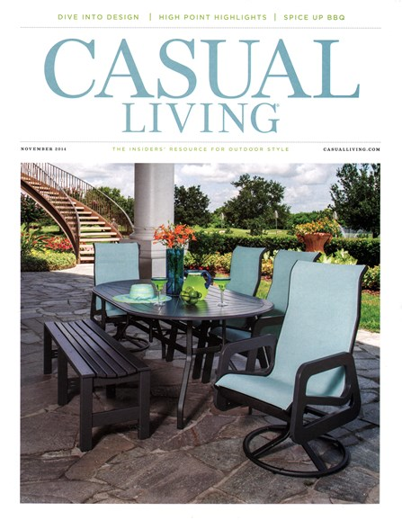 Casual Living Cover - 11/1/2014