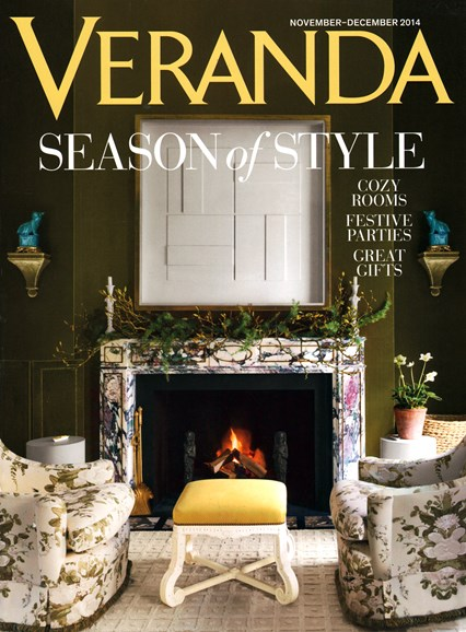 Veranda Cover - 11/1/2014