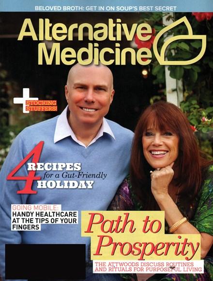 Alternative Medicine Cover - 12/1/2014
