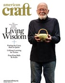 American Craft Magazine 12/1/2014