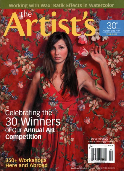 Artists Cover - 12/1/2014