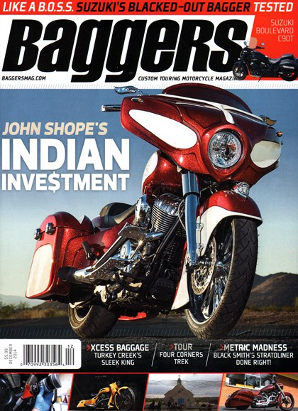 Baggers Cover - 12/1/2014