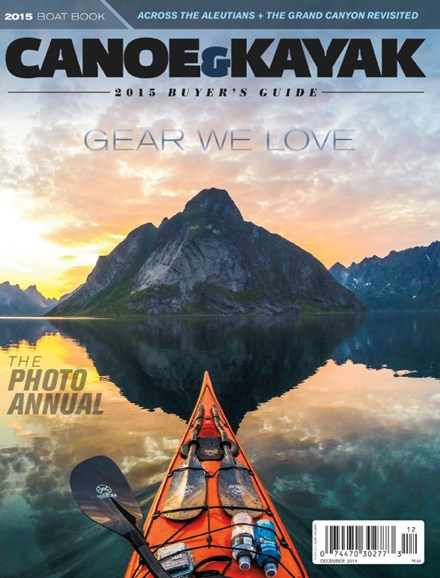 Canoe & Kayak Cover - 12/1/2014