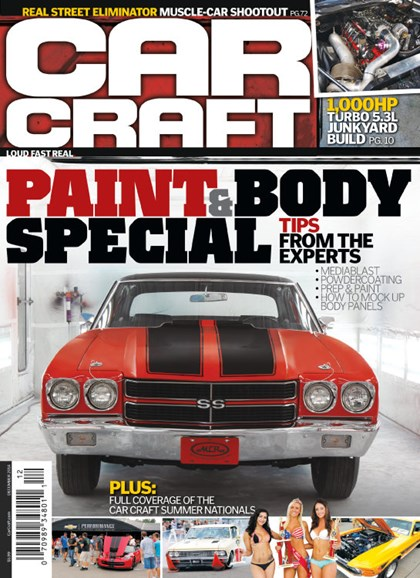 Car Craft Cover - 12/1/2014