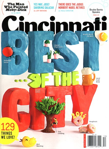 Cincinnati Cover - 12/1/2014