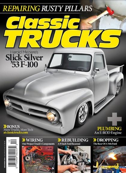 Classic Trucks Cover - 12/1/2014