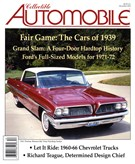 Collectible Automobile Magazine 12/1/2014
