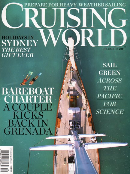 Cruising World Cover - 12/1/2014