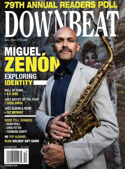 DownBeat Cover - 12/1/2014