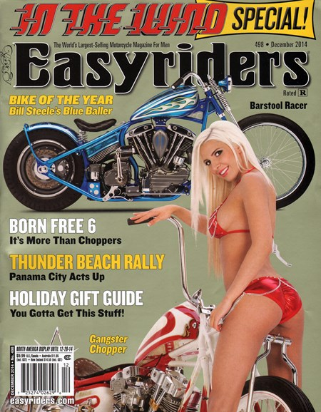 Easyriders Cover - 12/1/2014