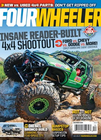 Four Wheeler Cover - 12/1/2014