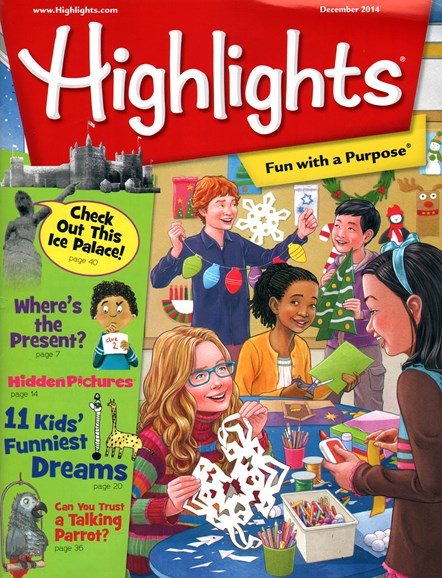 Highlights Cover - 12/1/2014