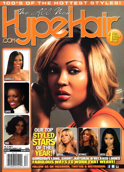 Hype Hair Cover - 12/1/2014