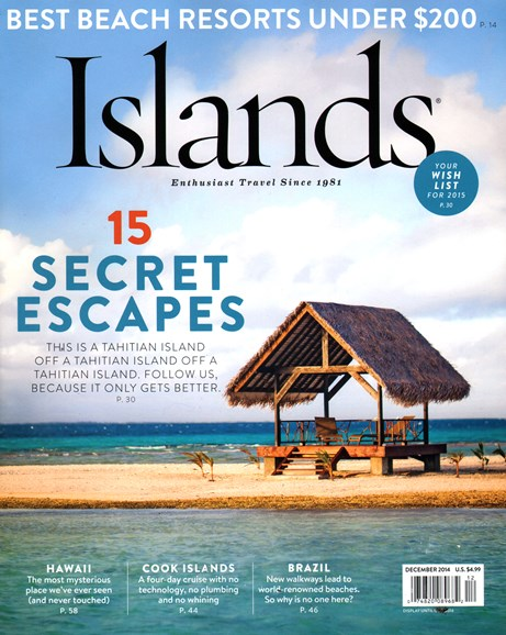 Islands Cover - 12/1/2014