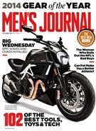 Men's Journal Magazine 12/1/2014