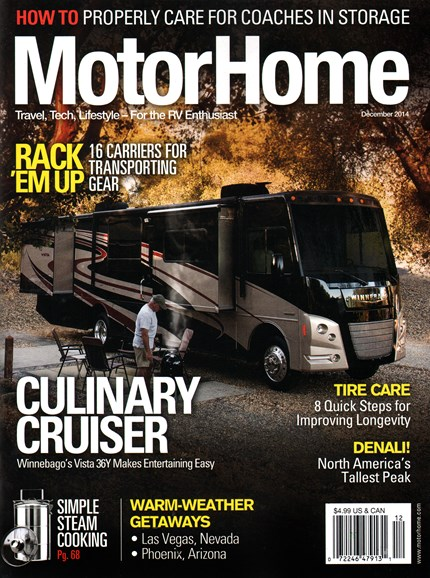 MotorHome Cover - 12/1/2014