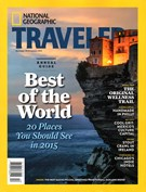National Geographic Traveler Magazine 12/1/2014