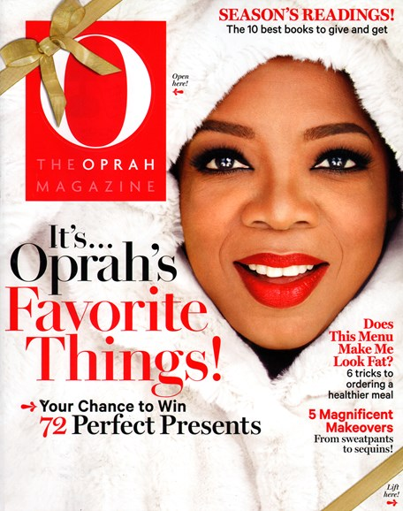 O The Oprah Cover - 12/1/2014
