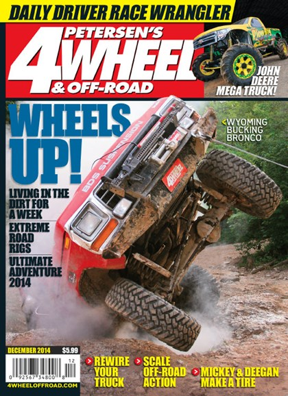 4 Wheel & Off-Road Cover - 12/1/2014