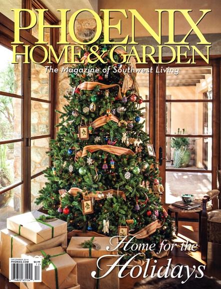 Phoenix Home & Garden Cover - 12/1/2014