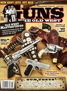 Guns Of The Old West Magazine 12/1/2014