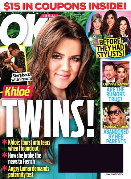 Ok! Cover - 11/24/2014