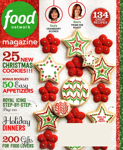 Food Network Cover - 12/1/2014