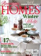 Romantic Homes Magazine 12/1/2014