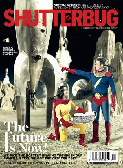 Shutterbug Cover - 12/1/2014